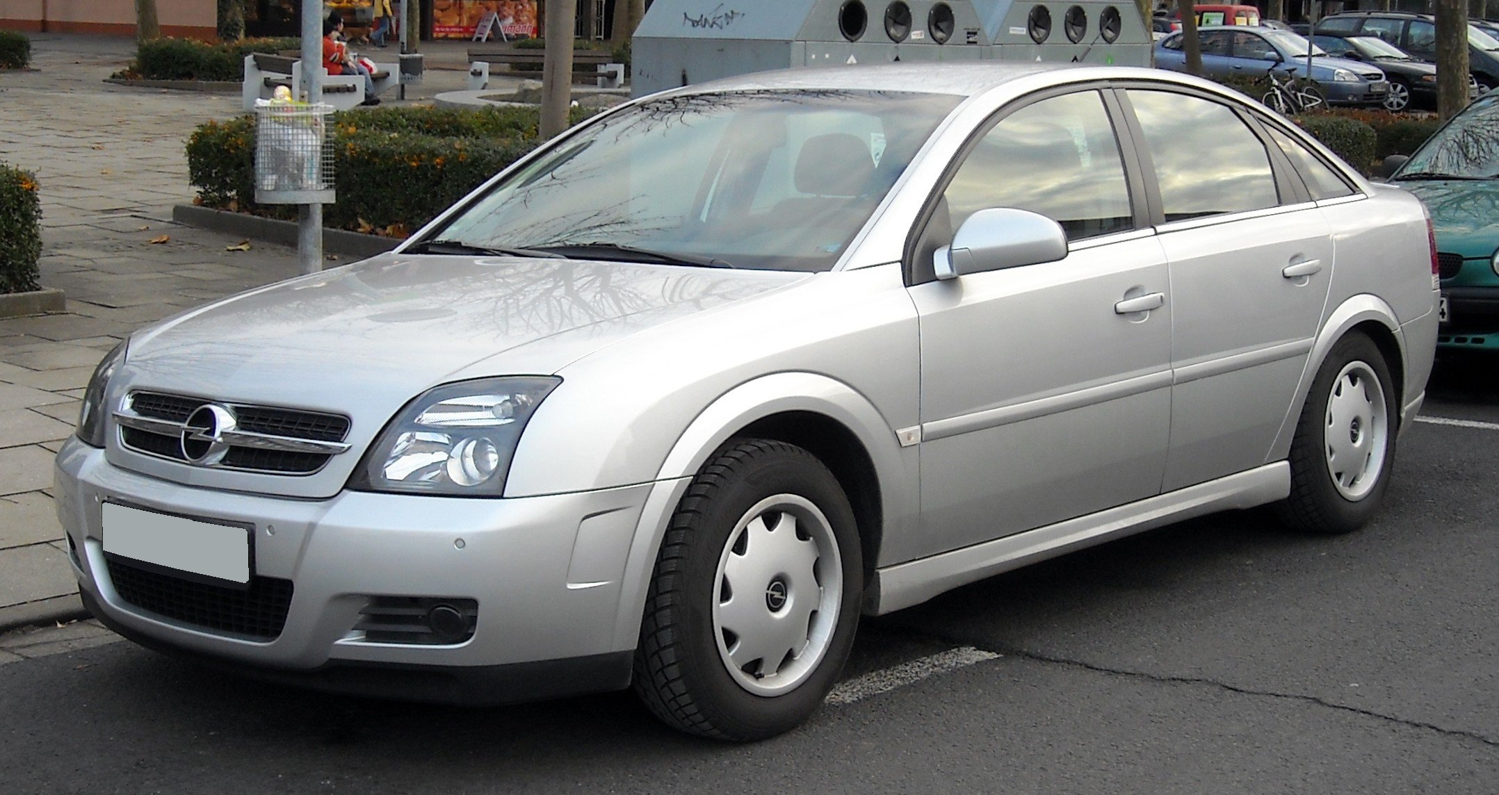 2004 opel vectra c pictures information and specs for Opel vectra c salonas