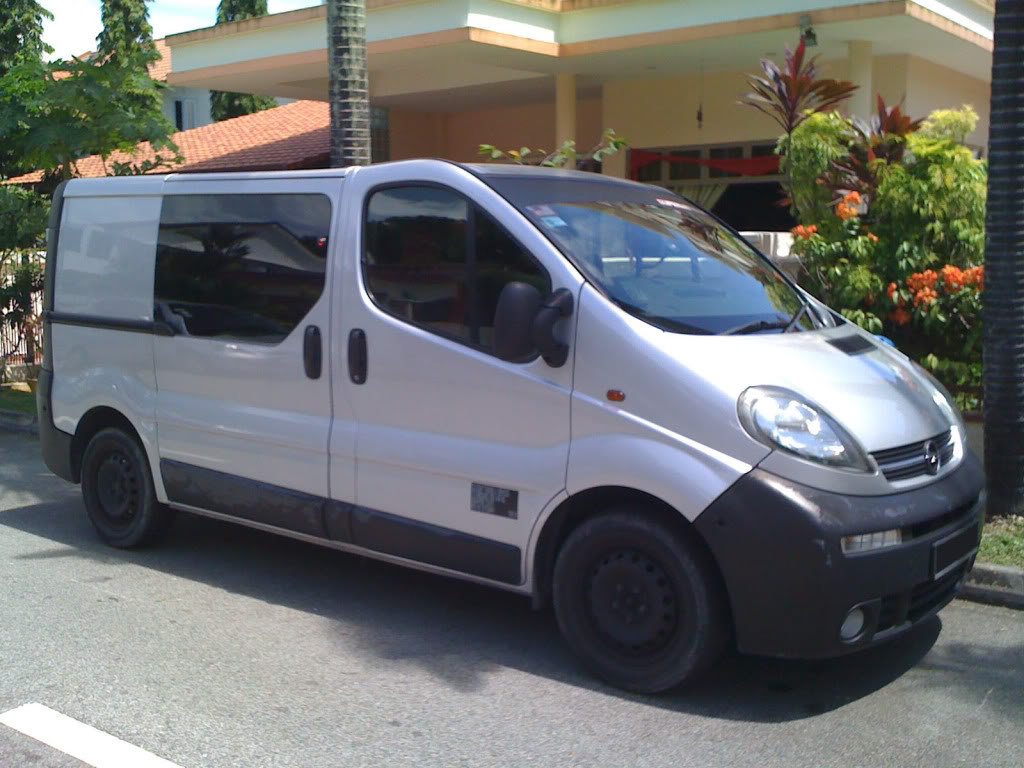 2005 opel vivaro pictures information and specs auto. Black Bedroom Furniture Sets. Home Design Ideas