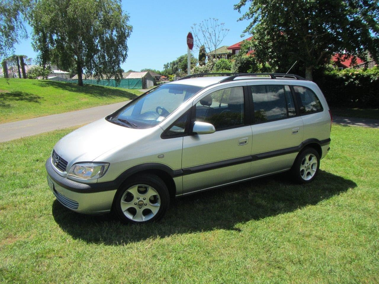 opel zafira a 2000 pictures #7