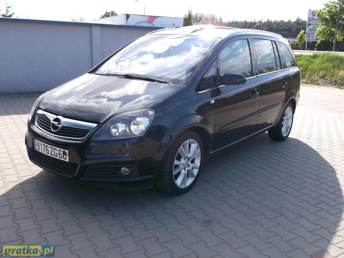 2006 opel zafira b pictures information and specs auto. Black Bedroom Furniture Sets. Home Design Ideas