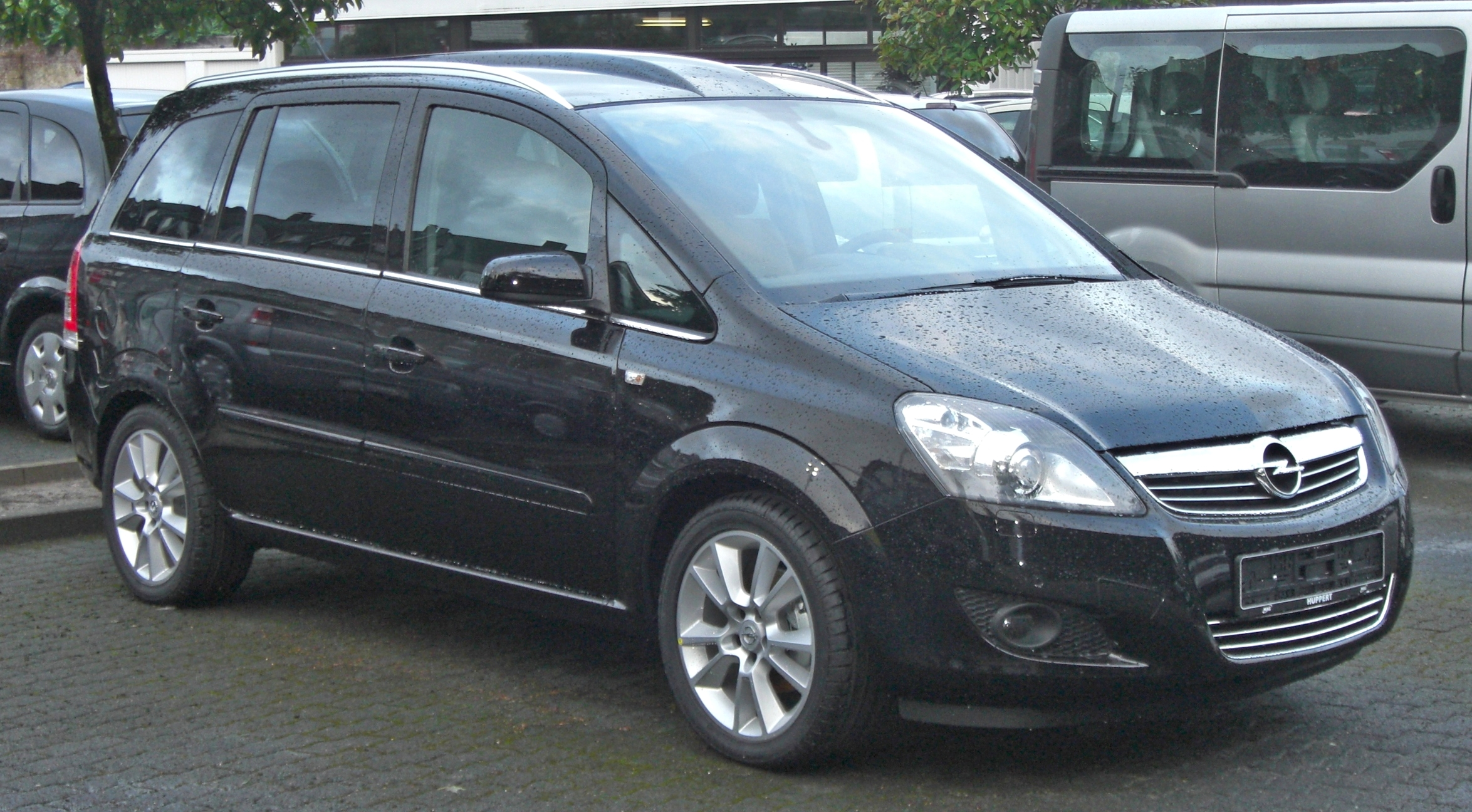 2012 opel zafira b pictures information and specs auto. Black Bedroom Furniture Sets. Home Design Ideas