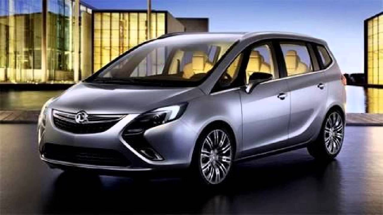 Honda Usa Cars >> 2015 Opel Zafira b – pictures, information and specs ...