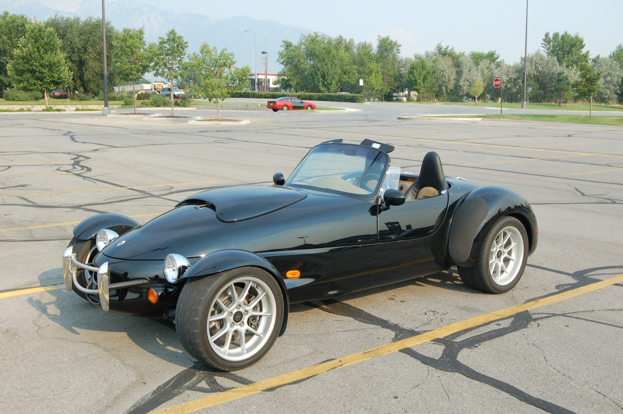 panoz aiv roadster 2004 pictures