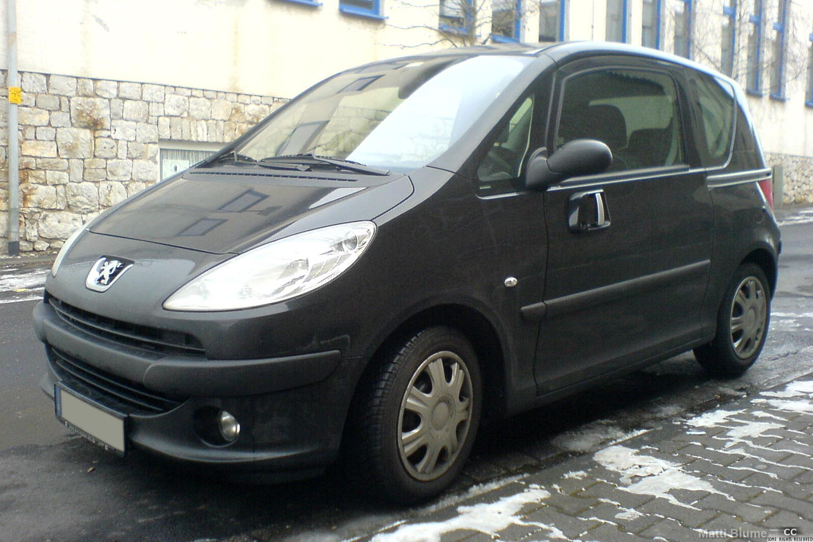 2006 peugeot 1007 pictures information and specs auto. Black Bedroom Furniture Sets. Home Design Ideas