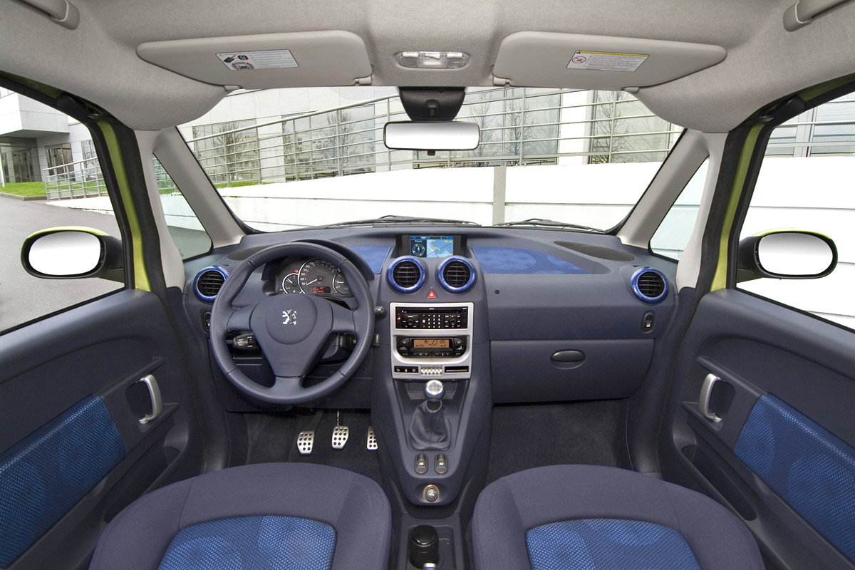2007 peugeot 1007 pictures information and specs auto. Black Bedroom Furniture Sets. Home Design Ideas