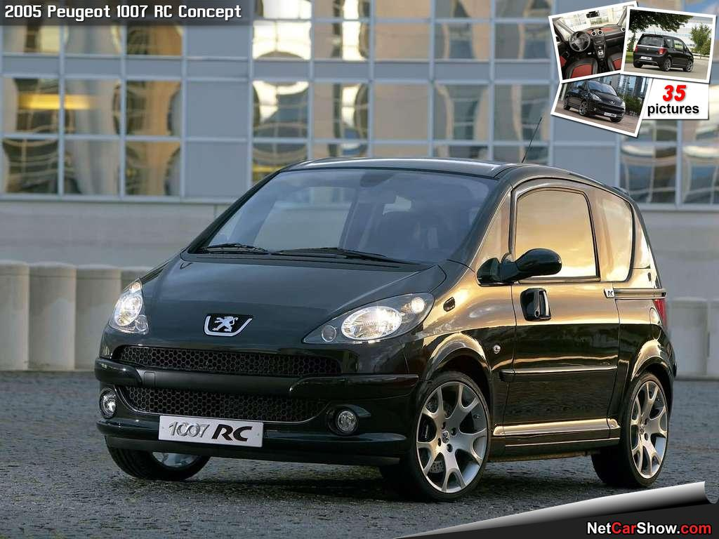 peugeot 1007 pictures information and specs auto. Black Bedroom Furniture Sets. Home Design Ideas