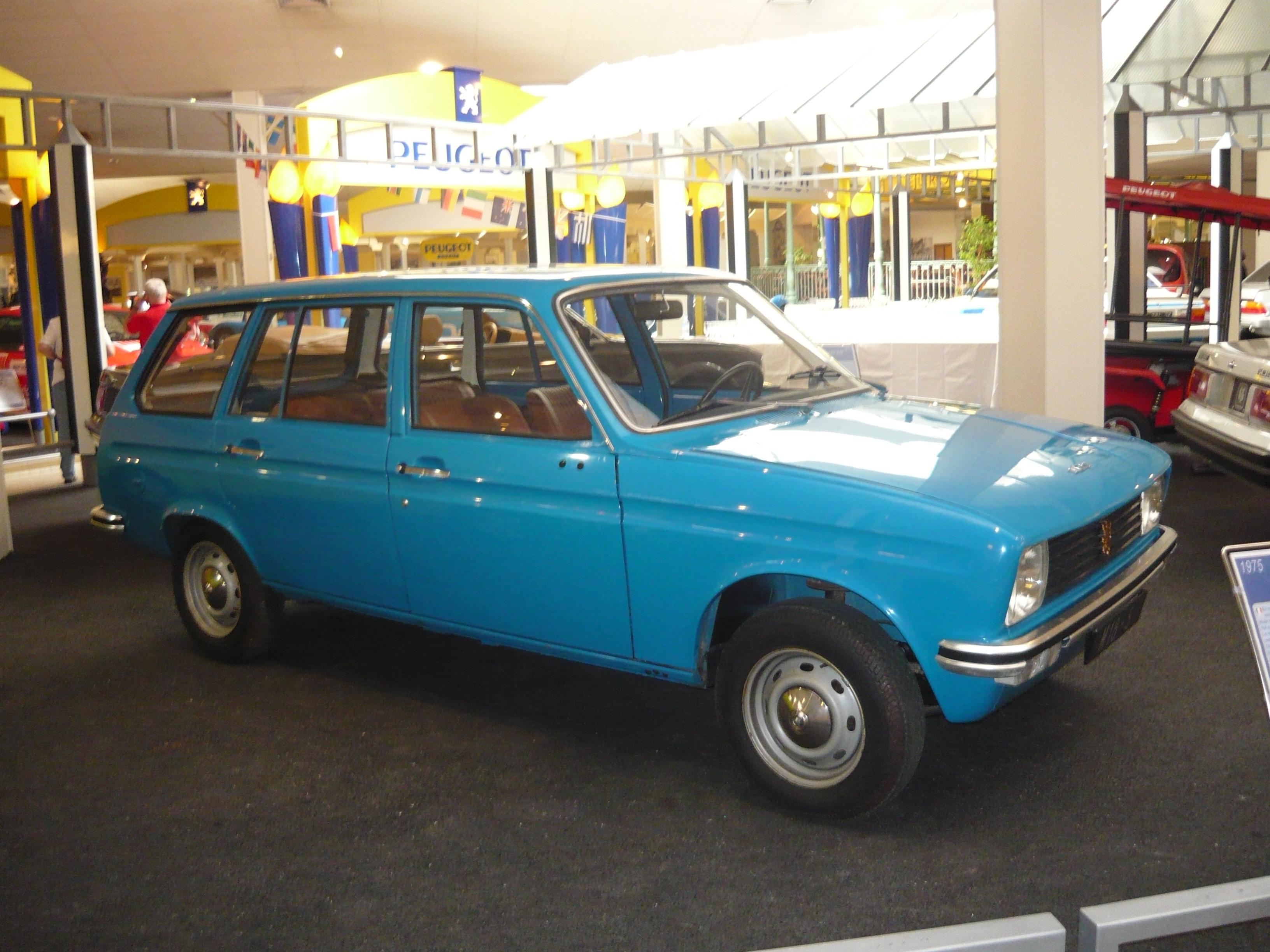peugeot 104 pictures #9