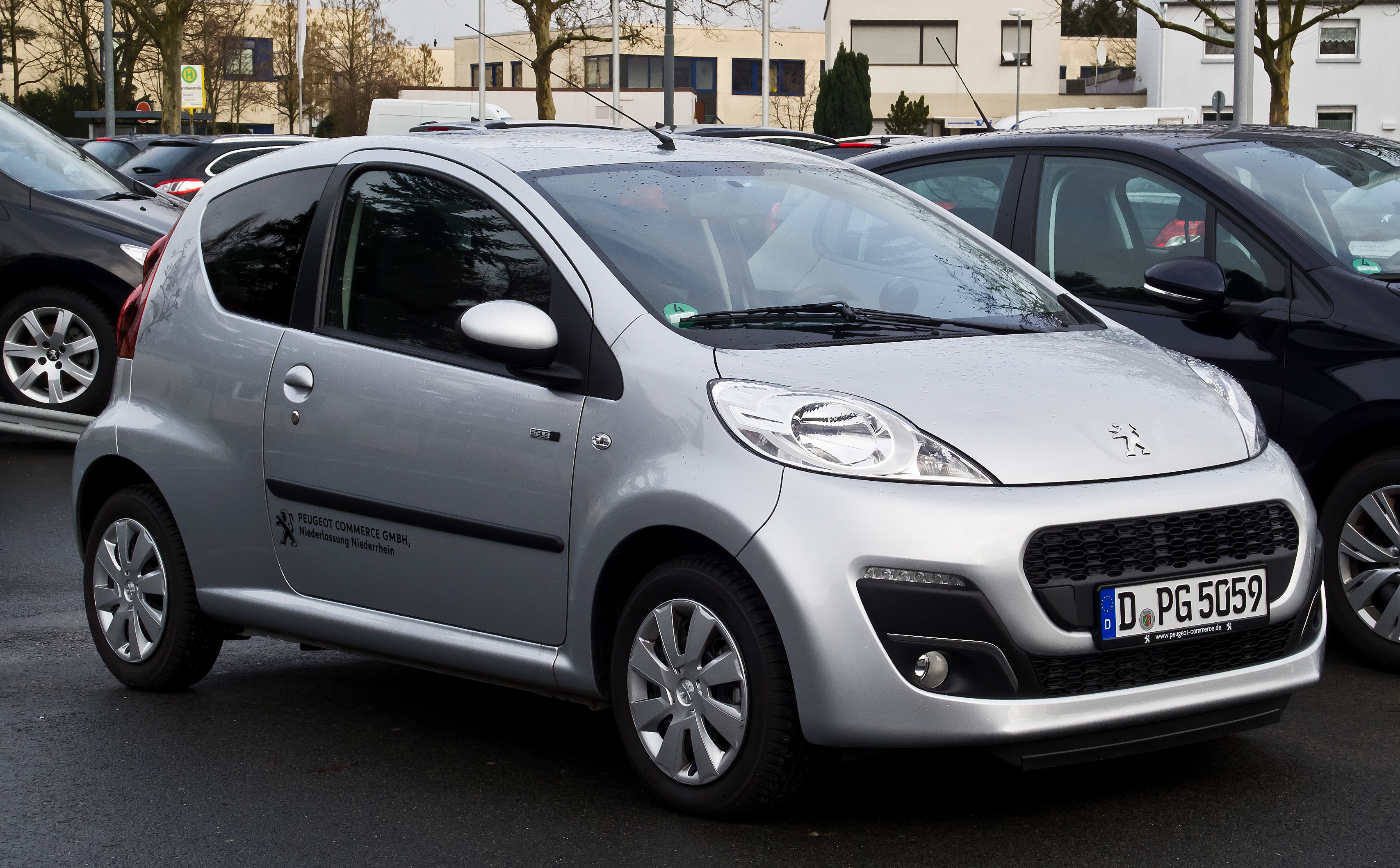 2014 Peugeot 107 Pictures Information And Specs Auto