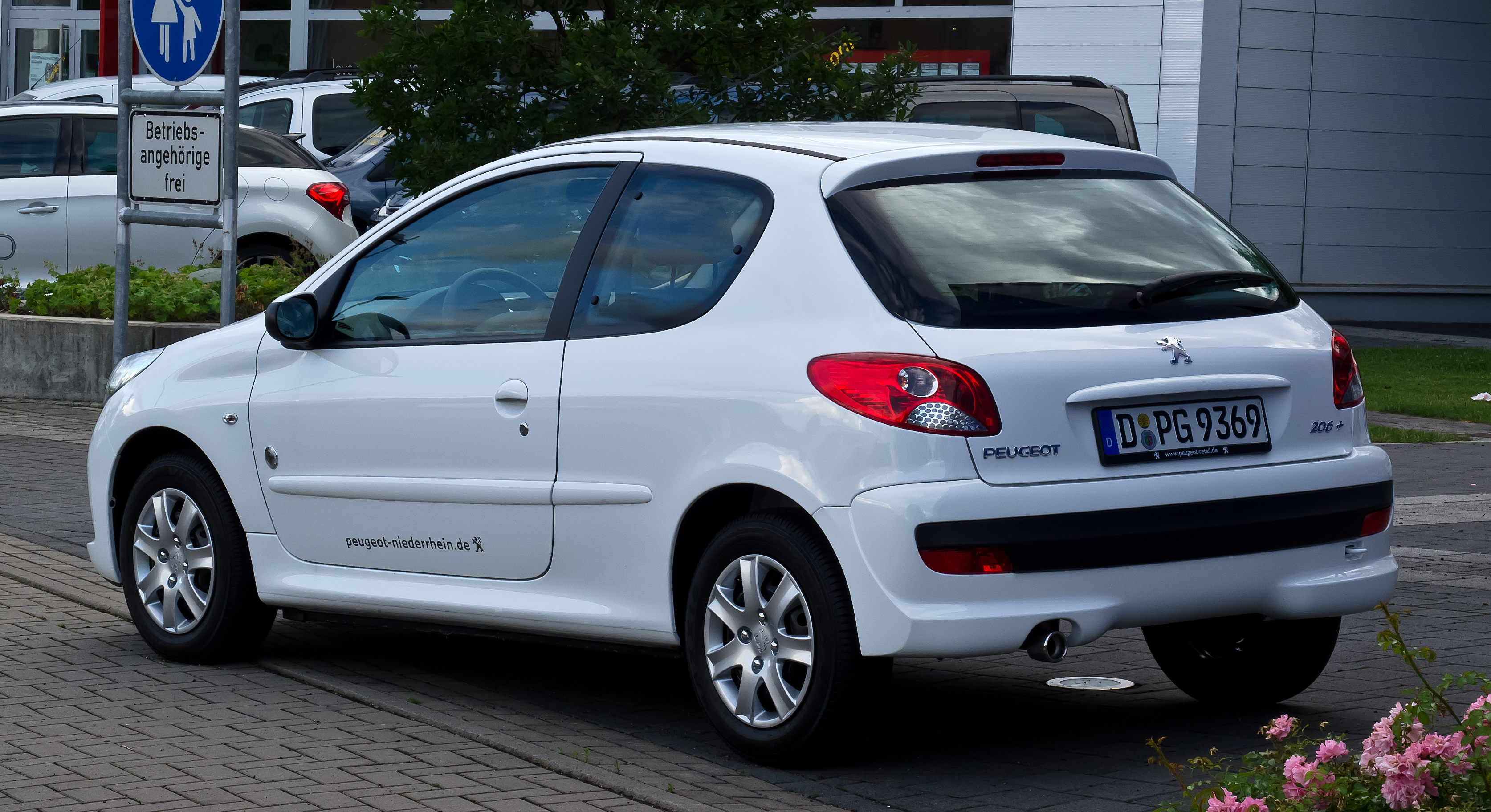 2012 Peugeot 206 Pictures Information And Specs Auto Database Com