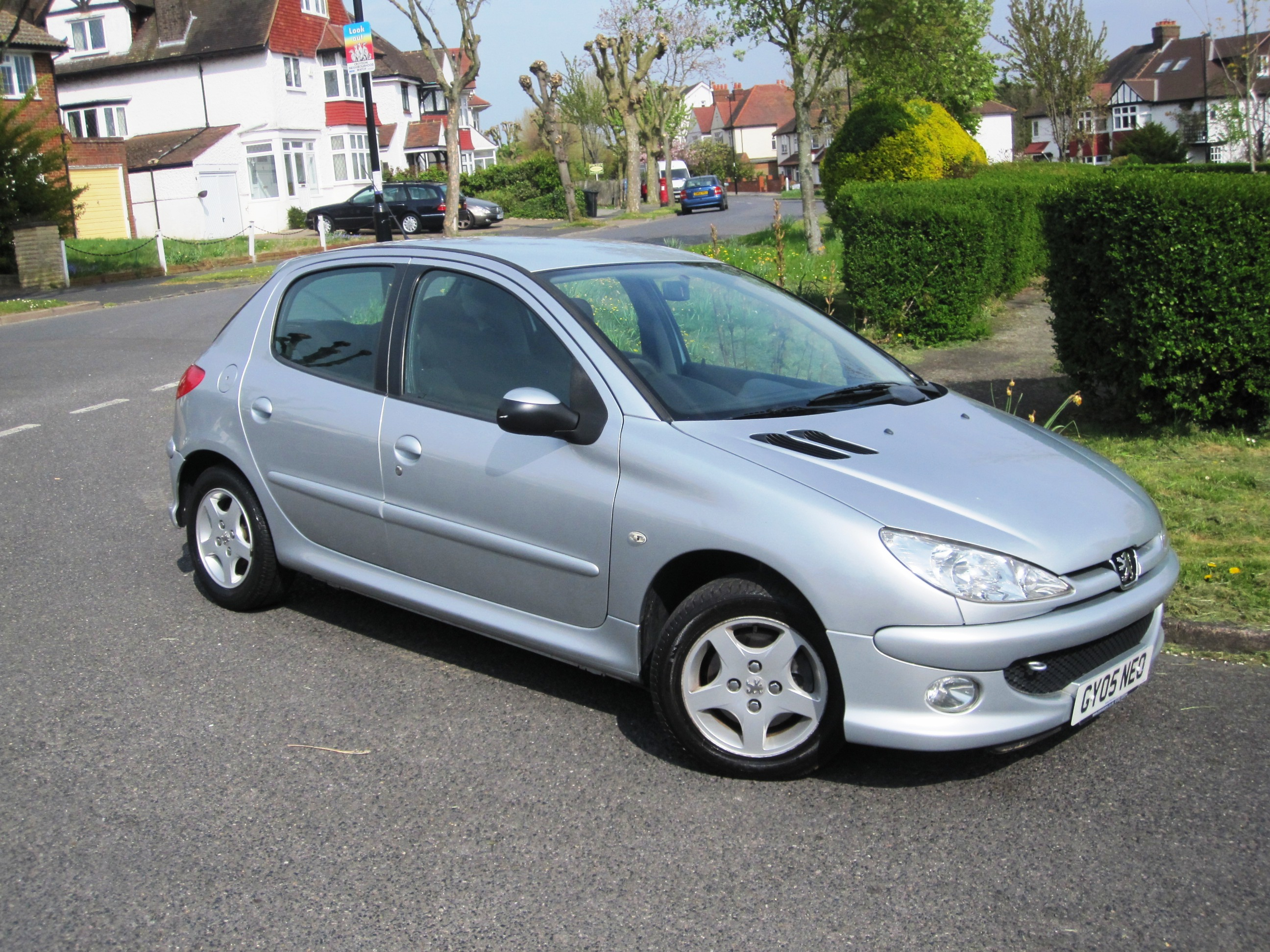 2016 Peugeot 206 Pictures Information And Specs Auto Database Com