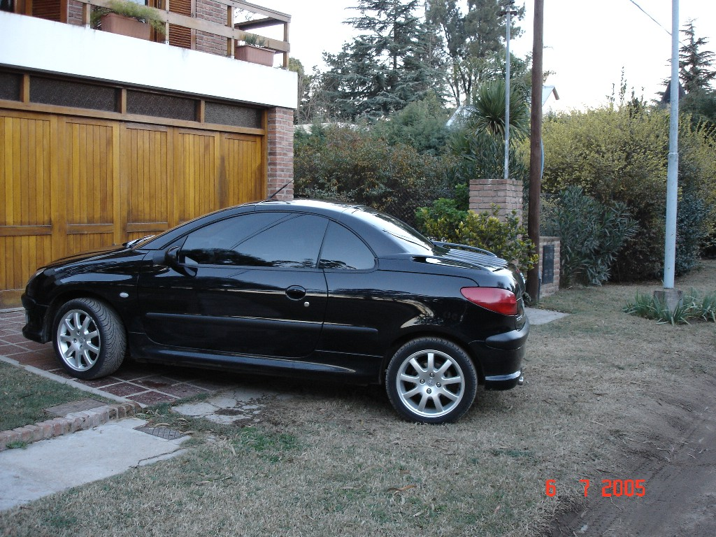 2006 peugeot 206 cc pictures information and specs auto. Black Bedroom Furniture Sets. Home Design Ideas