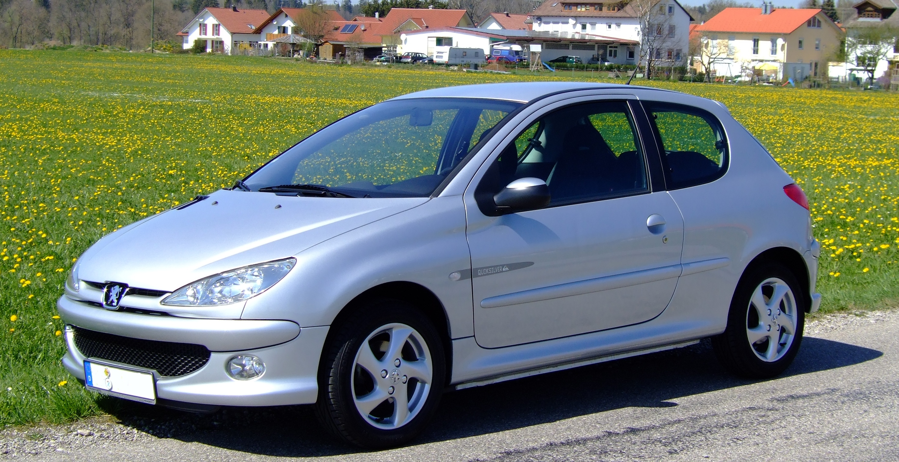peugeot 206 pictures #7