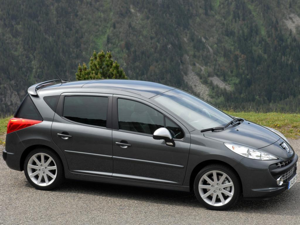 2006 peugeot 206 sw pictures information and specs auto. Black Bedroom Furniture Sets. Home Design Ideas