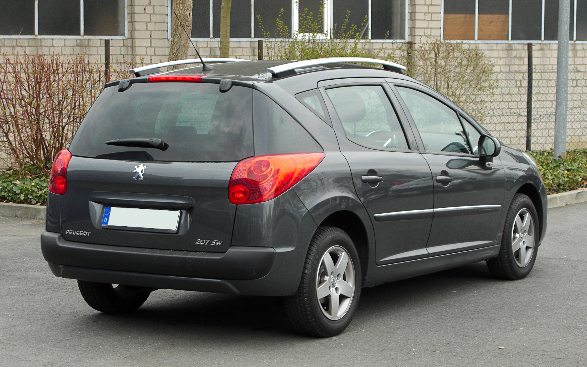 2013 peugeot 206 sw pictures information and specs auto. Black Bedroom Furniture Sets. Home Design Ideas