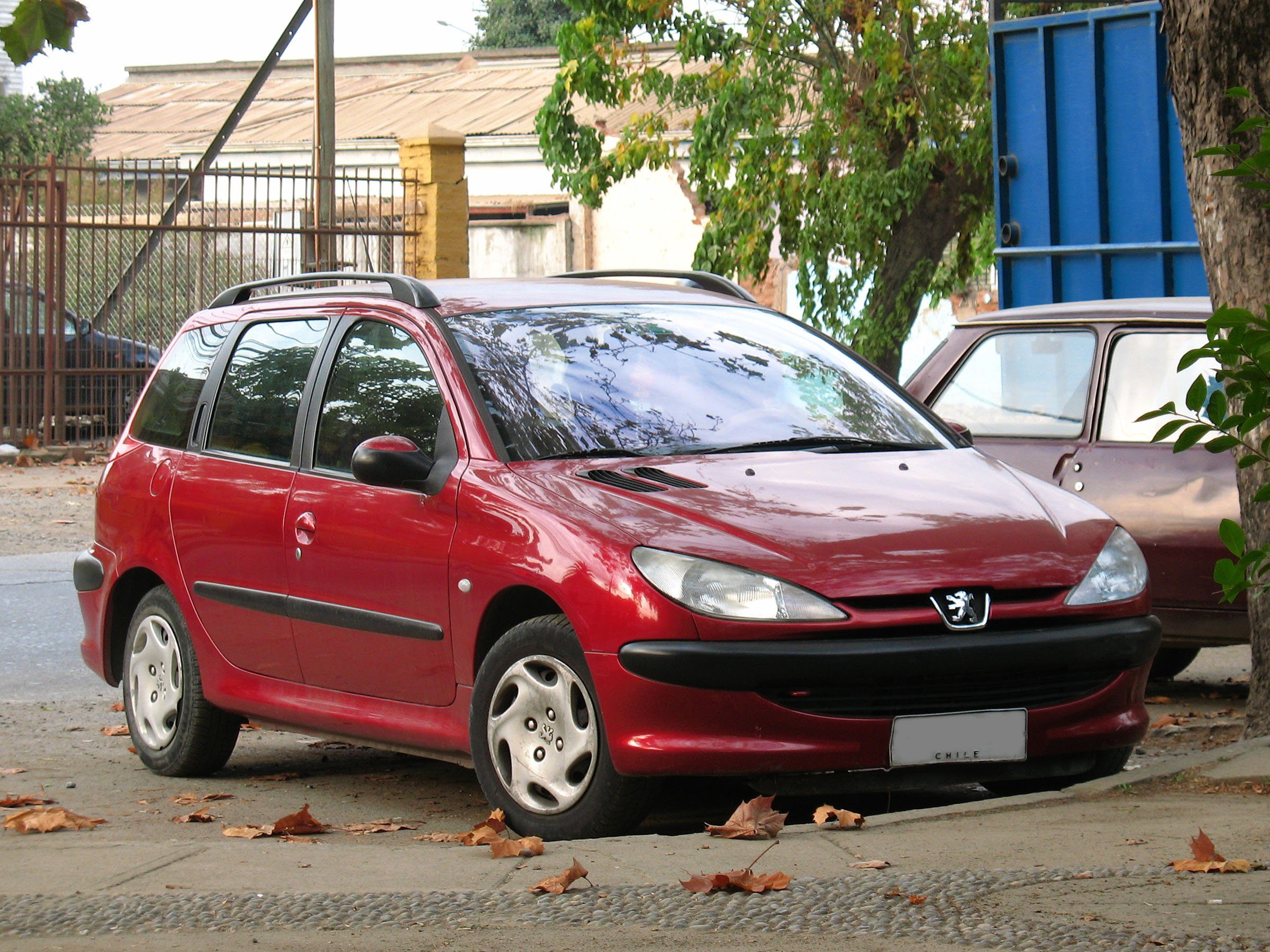 2014 peugeot 206 sw pictures information and specs auto. Black Bedroom Furniture Sets. Home Design Ideas
