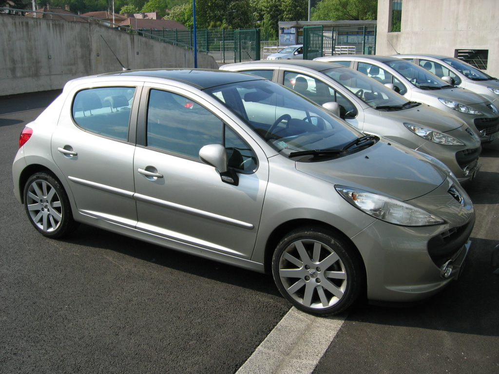 2007 Peugeot 207 Pictures Information And Specs Auto