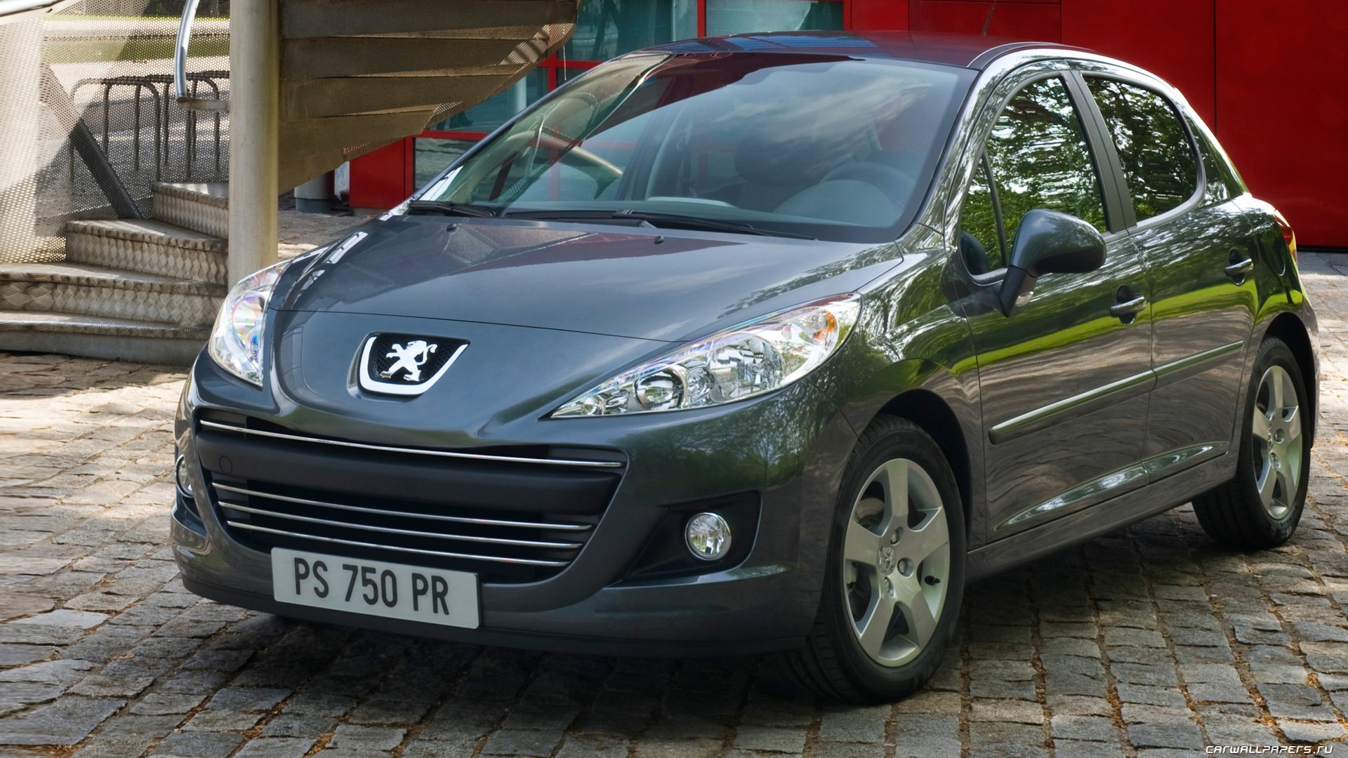 2009 peugeot 207 pictures information and specs auto. Black Bedroom Furniture Sets. Home Design Ideas