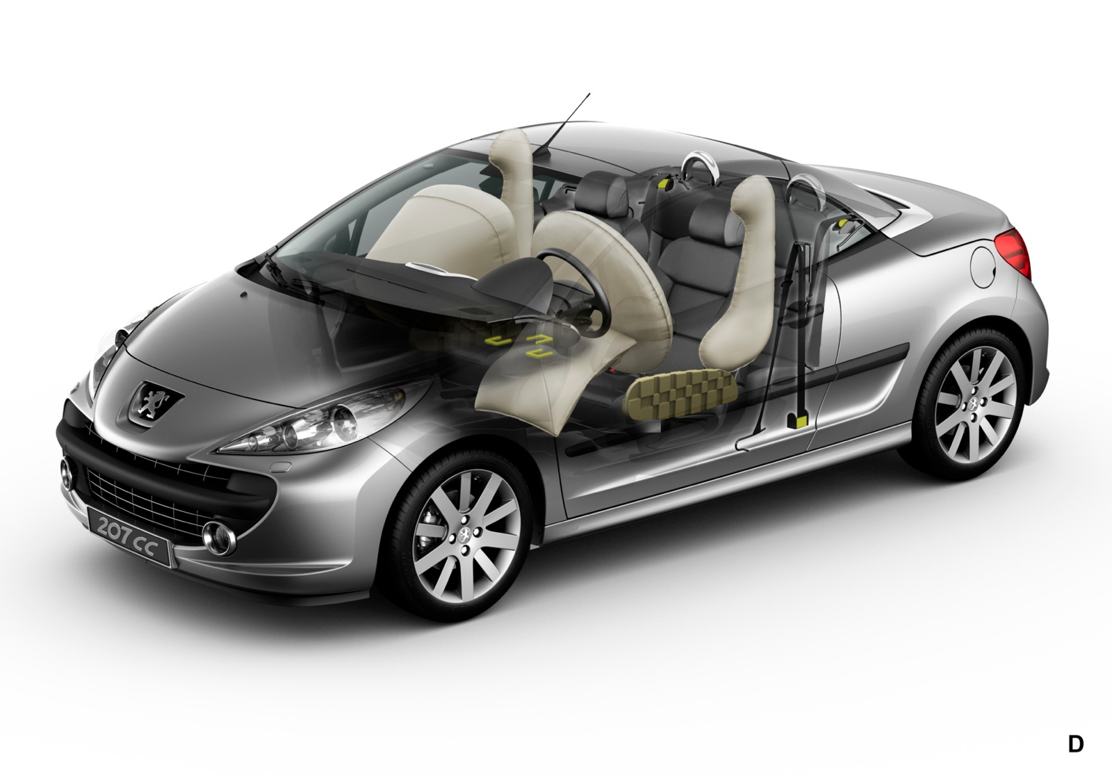 2009 peugeot 207 cc pictures information and specs. Black Bedroom Furniture Sets. Home Design Ideas
