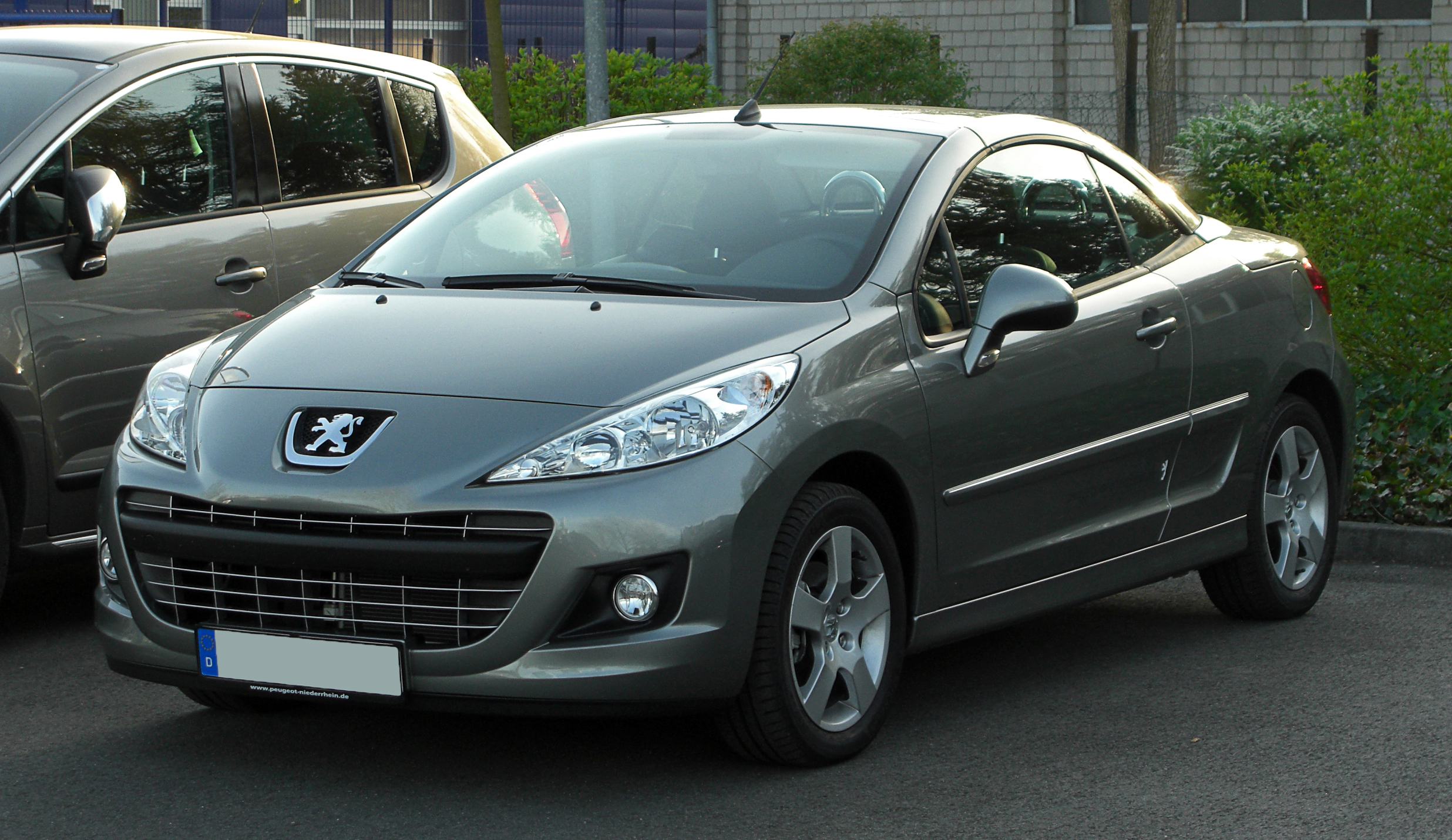 2011 peugeot 207 cc pictures information and specs auto. Black Bedroom Furniture Sets. Home Design Ideas