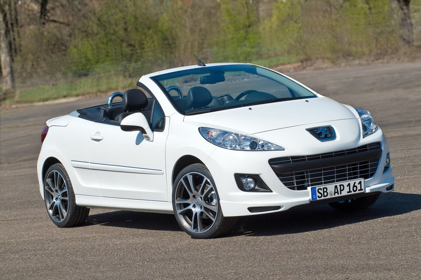 2016 peugeot 207 cc pictures information and specs. Black Bedroom Furniture Sets. Home Design Ideas