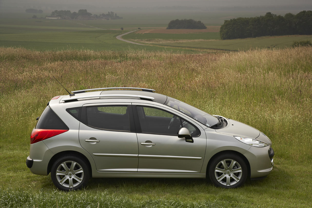 2007 peugeot 207 sw pictures information and specs auto. Black Bedroom Furniture Sets. Home Design Ideas