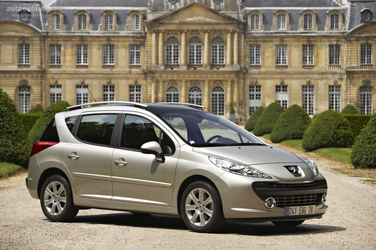 2010 peugeot 207 sw pictures information and specs auto. Black Bedroom Furniture Sets. Home Design Ideas