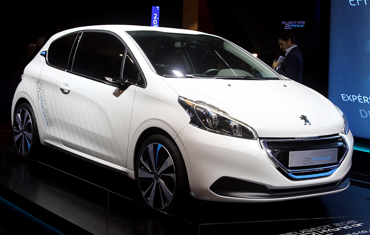 2015 peugeot 208 pictures information and specs auto. Black Bedroom Furniture Sets. Home Design Ideas