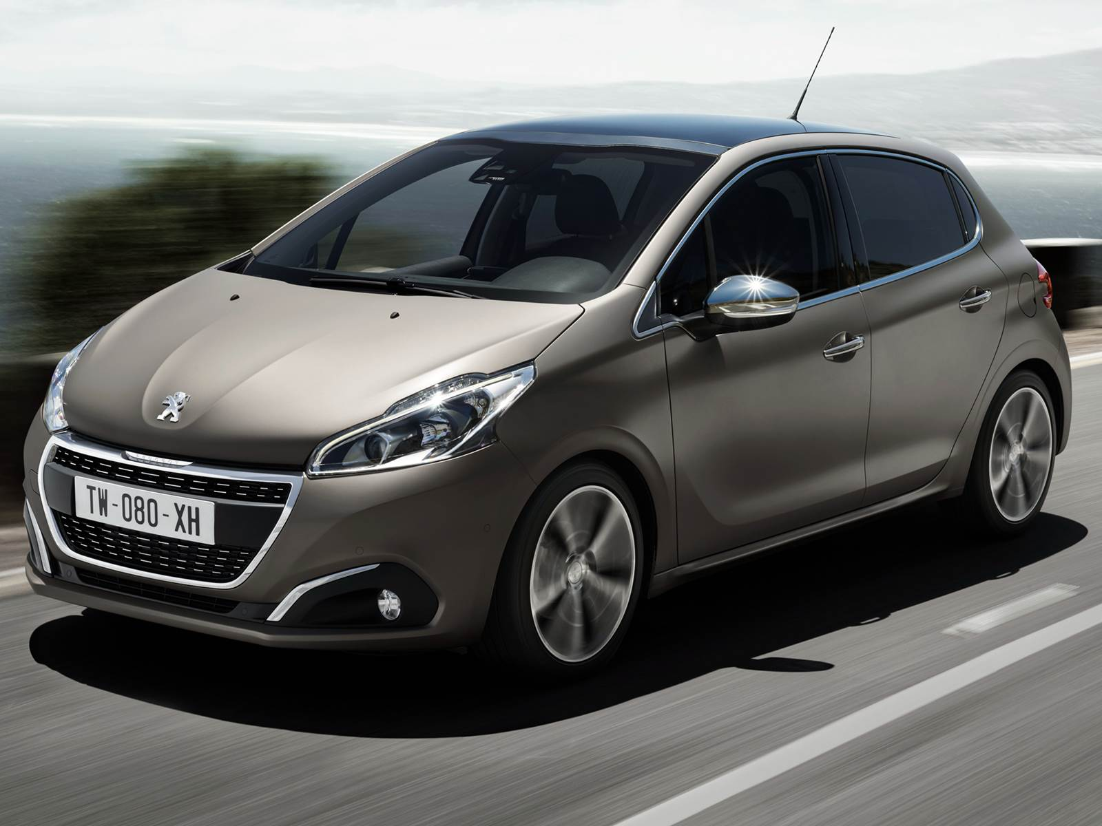 2016 Peugeot 208 – pictures, information and specs - Auto ...