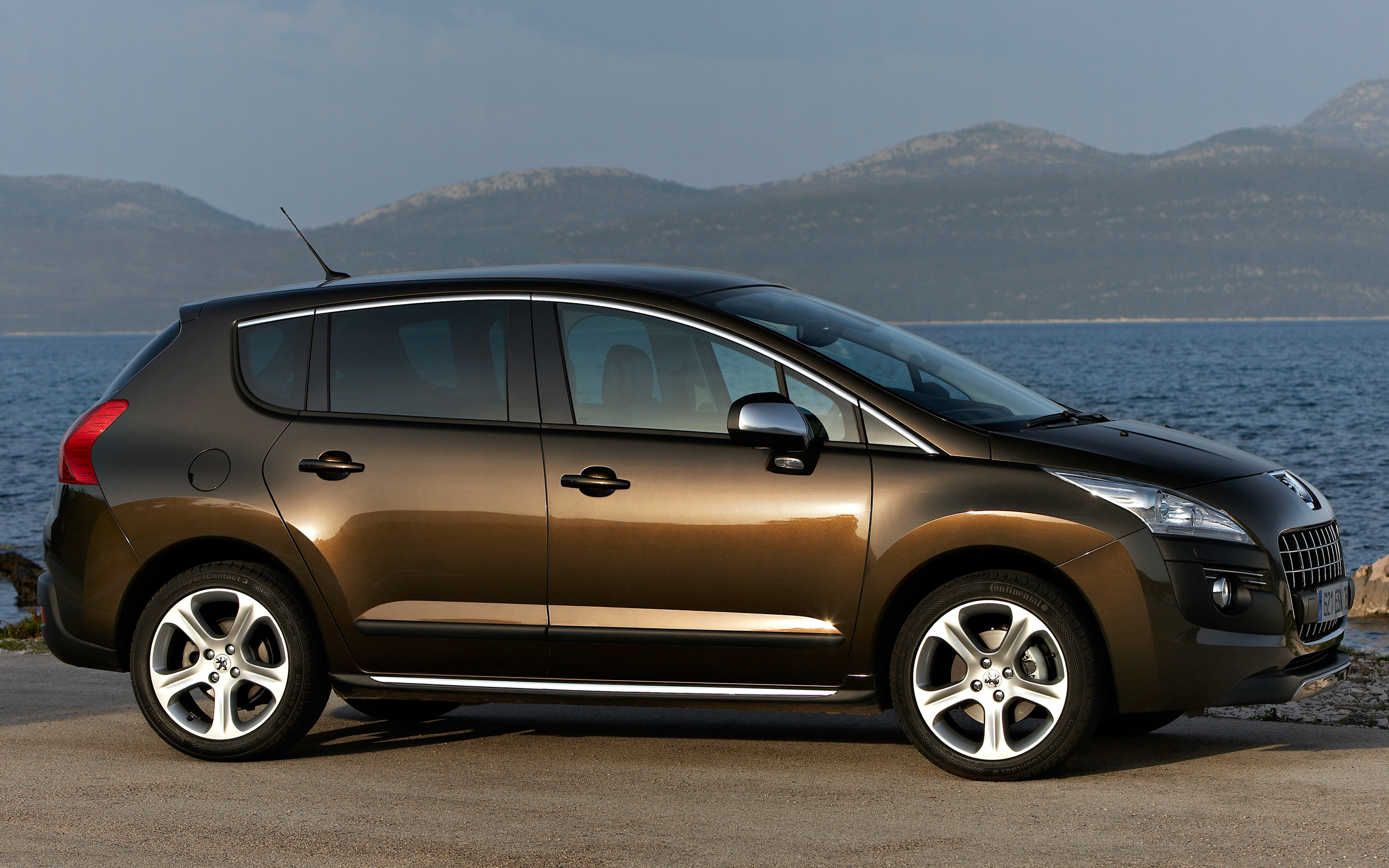 2009 peugeot 3008 pictures information and specs auto. Black Bedroom Furniture Sets. Home Design Ideas