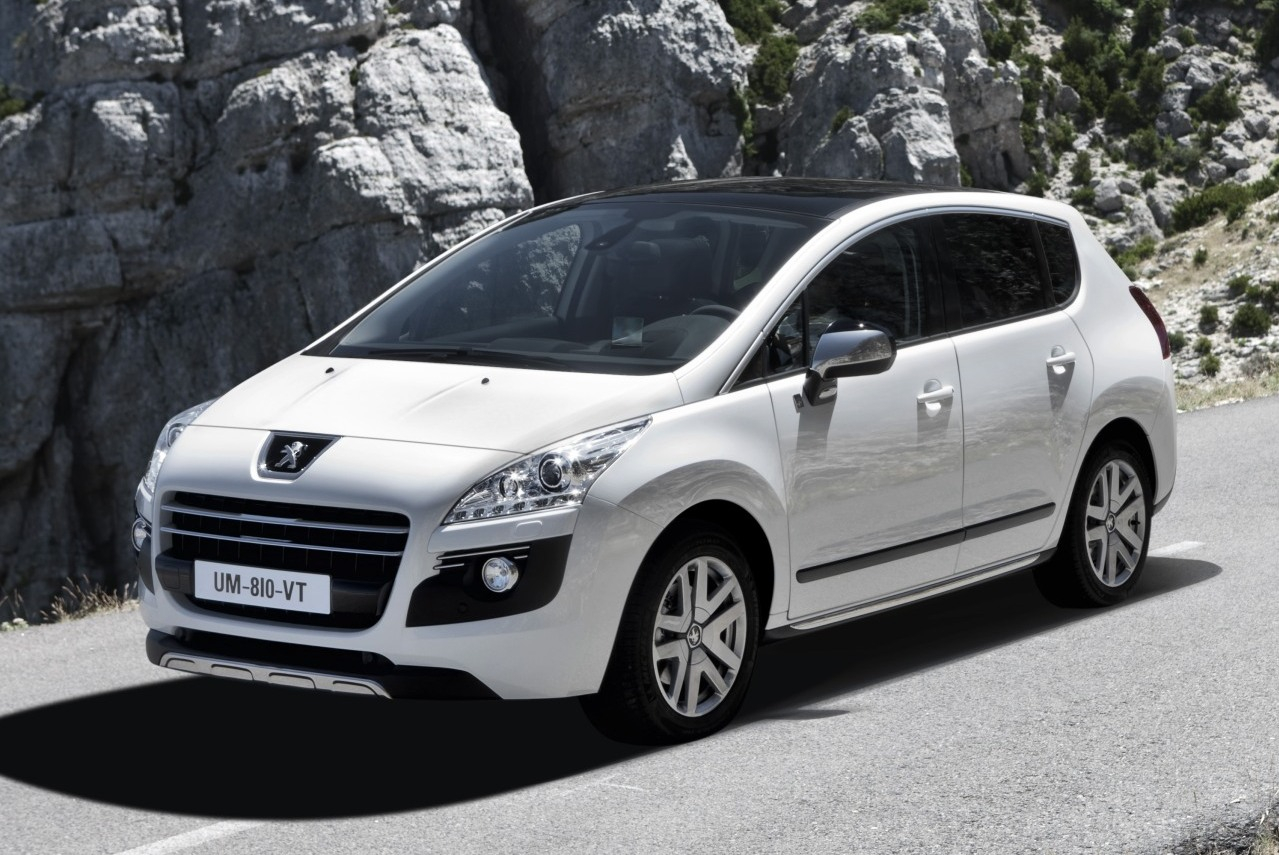 2011 peugeot 3008 pictures information and specs auto. Black Bedroom Furniture Sets. Home Design Ideas