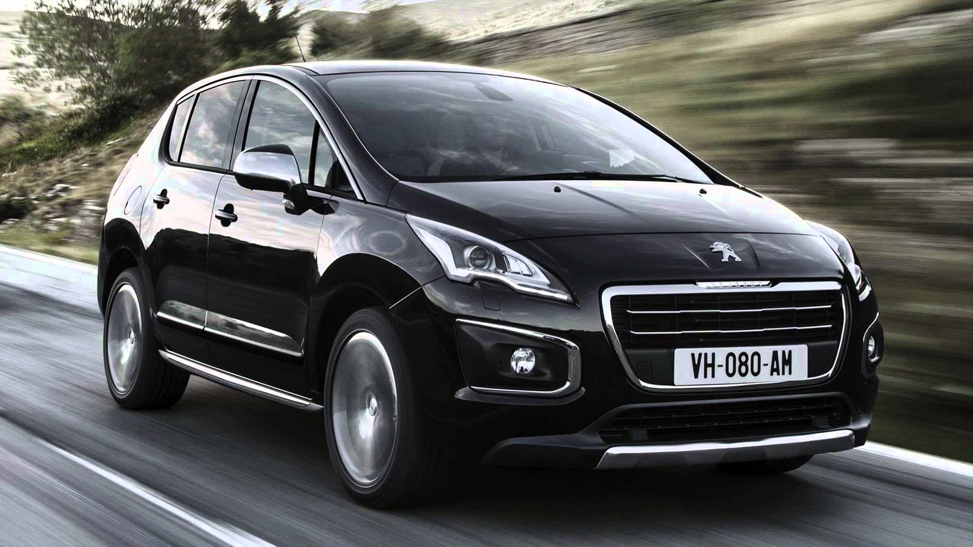 2015 Peugeot 3008 Pictures Information And Specs Auto