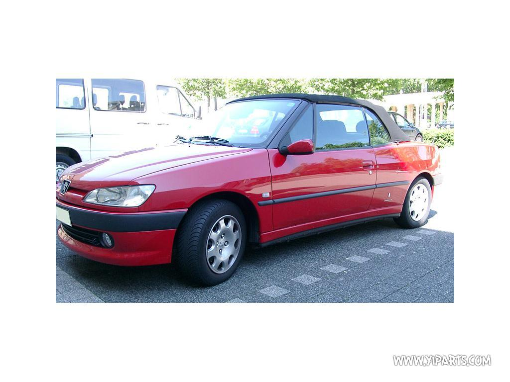 1994 peugeot 306 cabrio 7d pictures information and specs auto. Black Bedroom Furniture Sets. Home Design Ideas