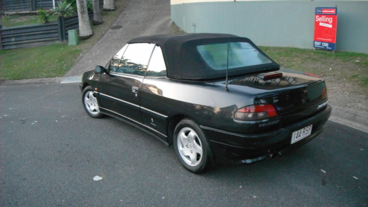1995 peugeot 306 cabrio 7d pictures information and specs auto. Black Bedroom Furniture Sets. Home Design Ideas