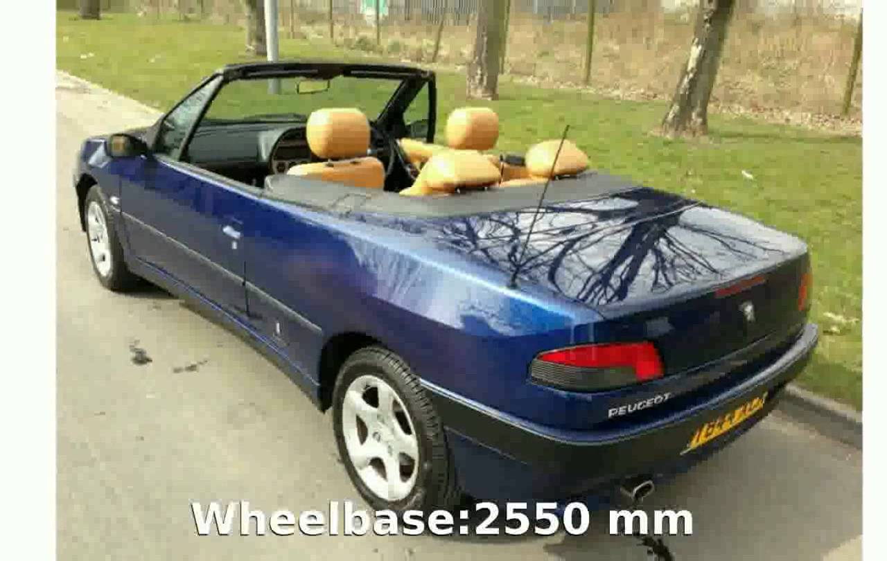2001 peugeot 306 cabrio 7d pictures information and specs auto. Black Bedroom Furniture Sets. Home Design Ideas