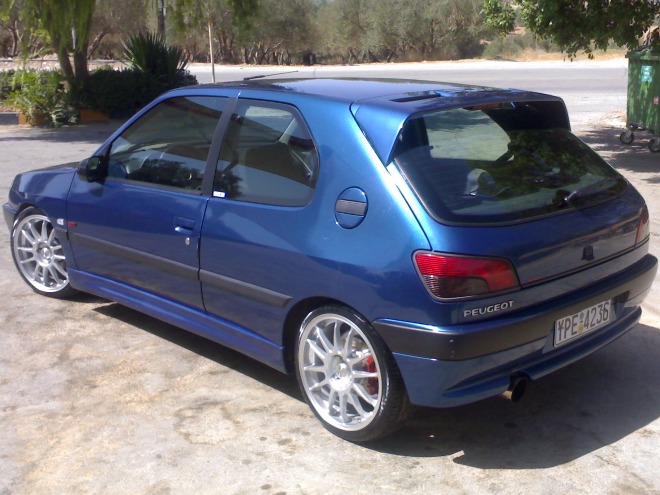 peugeot 306 pictures #13