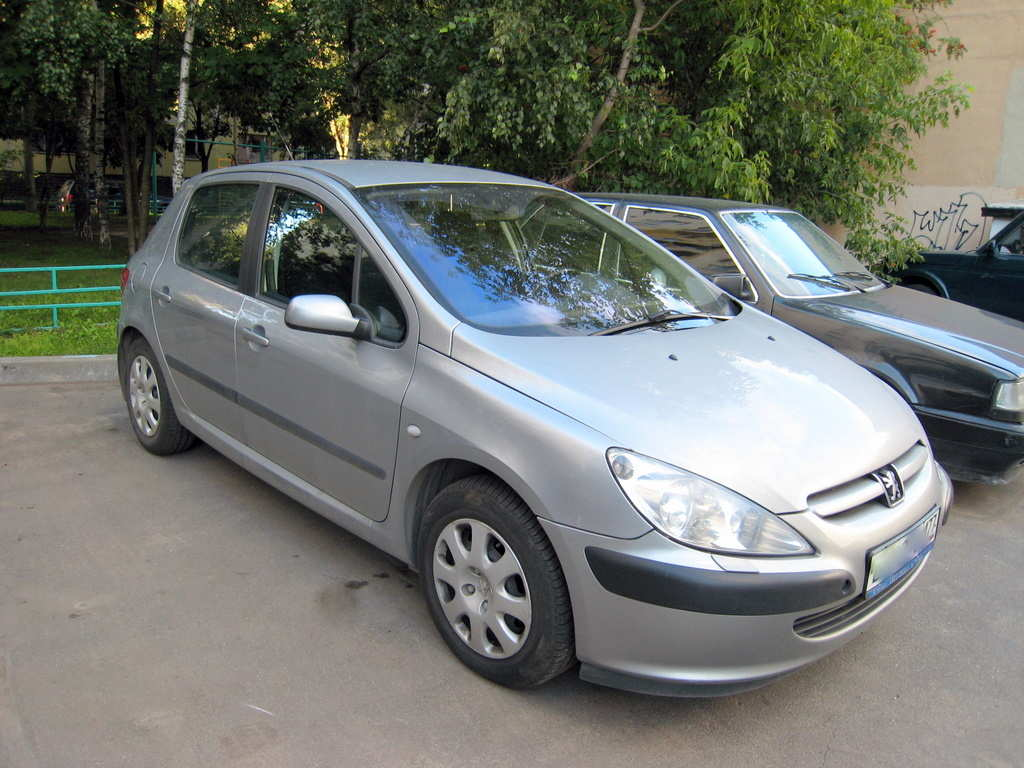 2002 peugeot 307 pictures information and specs auto. Black Bedroom Furniture Sets. Home Design Ideas