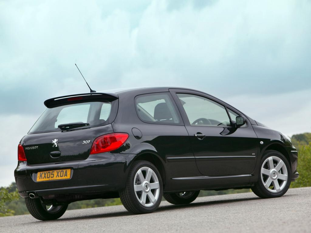 2005 peugeot 307 pictures information and specs auto. Black Bedroom Furniture Sets. Home Design Ideas