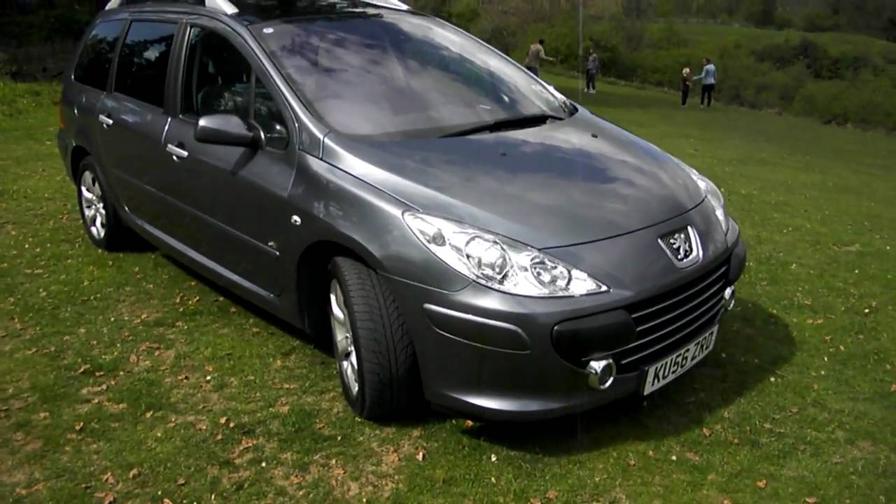 peugeot 307 2006 pictures #11