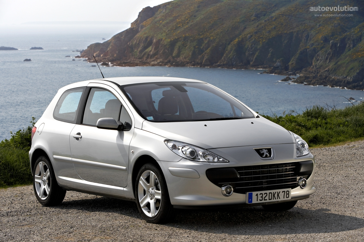 2008 peugeot 307 pictures information and specs auto. Black Bedroom Furniture Sets. Home Design Ideas