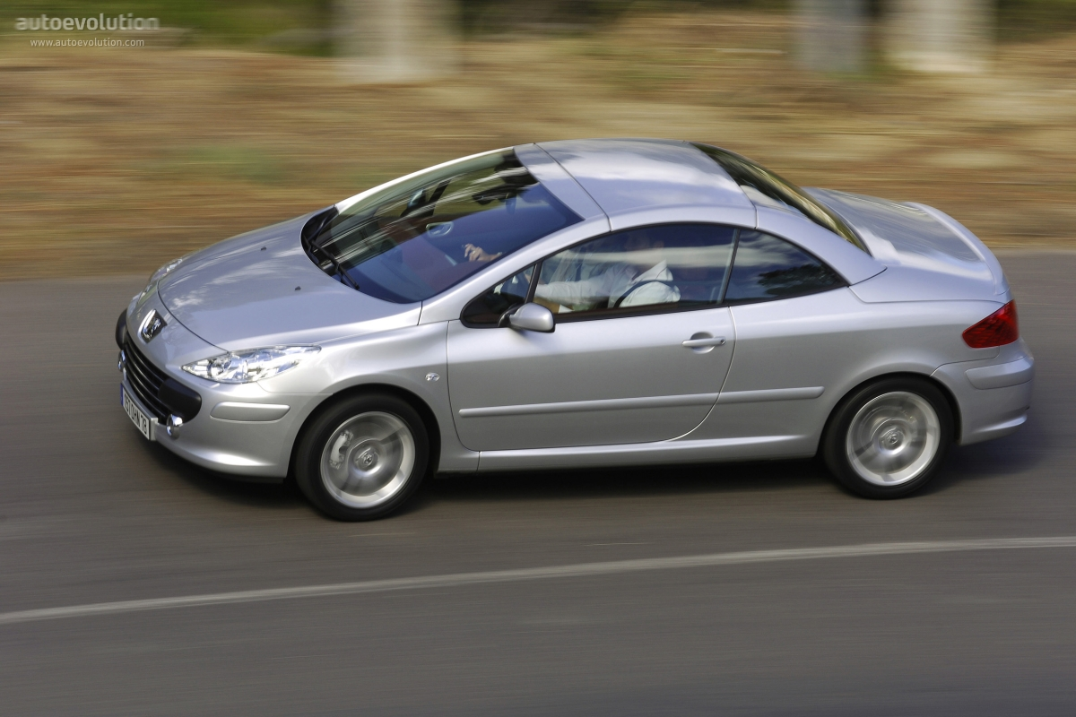 2008 Peugeot 307 Pictures Information And Specs Auto
