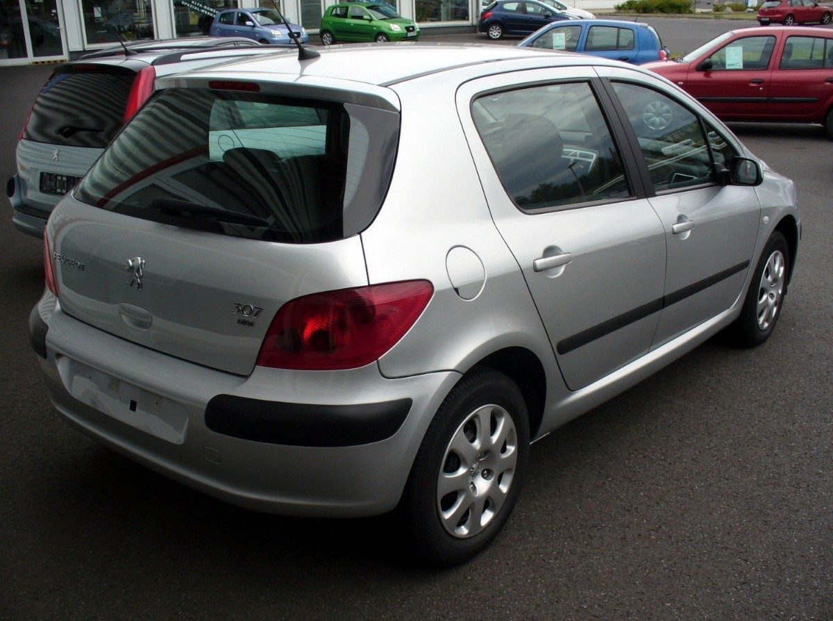 2009 Peugeot 307 – pictures, information and specs - Auto-Database.com