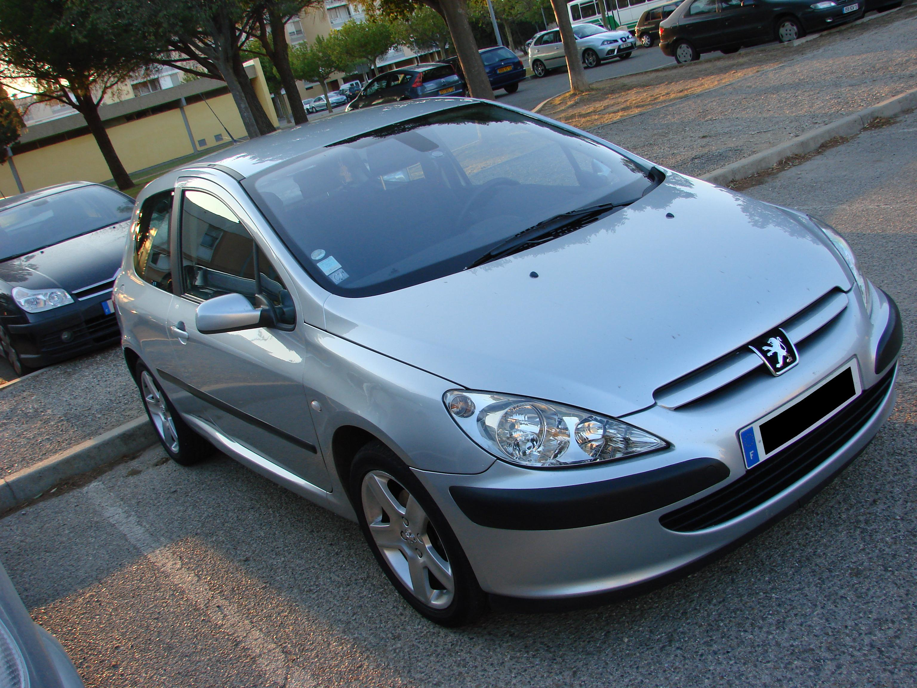 peugeot 307 2009 pictures #14