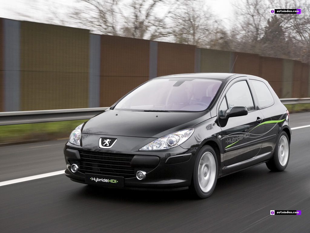 Chevrolet Latest Models >> 2010 Peugeot 307 – pictures, information and specs - Auto ...