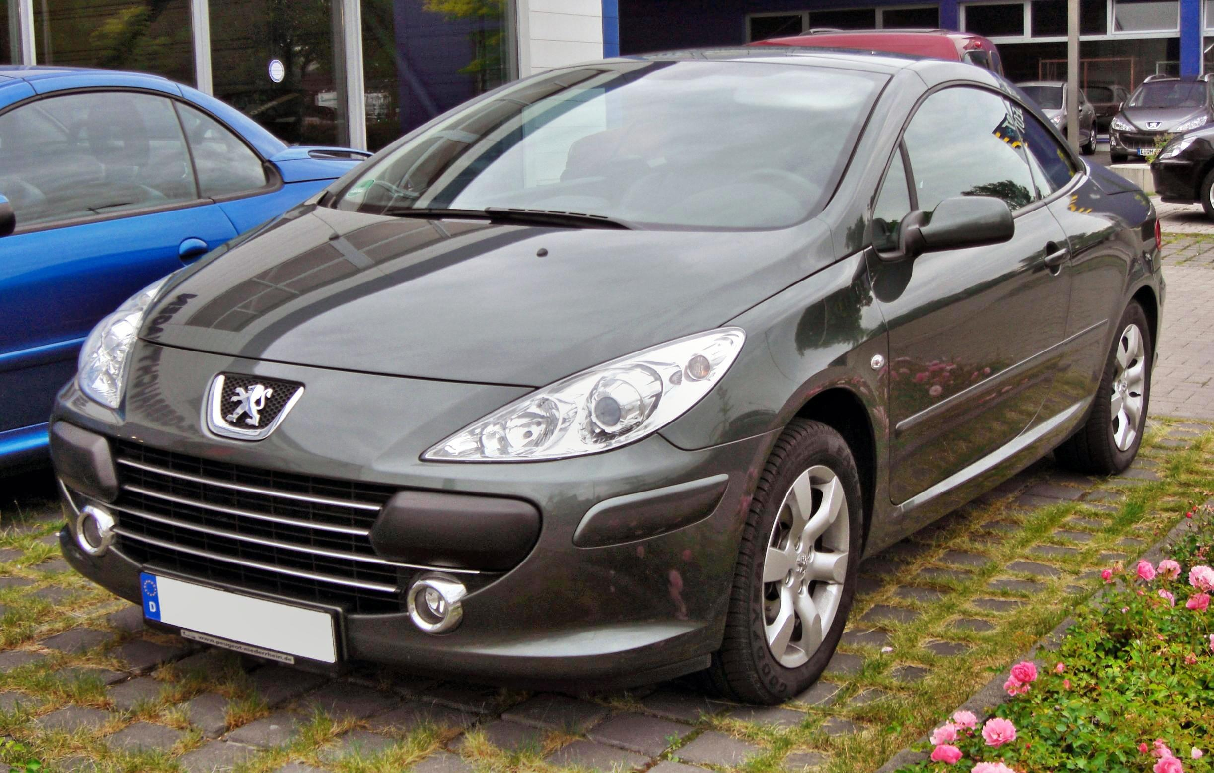 2009 peugeot 307 cc pictures information and specs auto. Black Bedroom Furniture Sets. Home Design Ideas