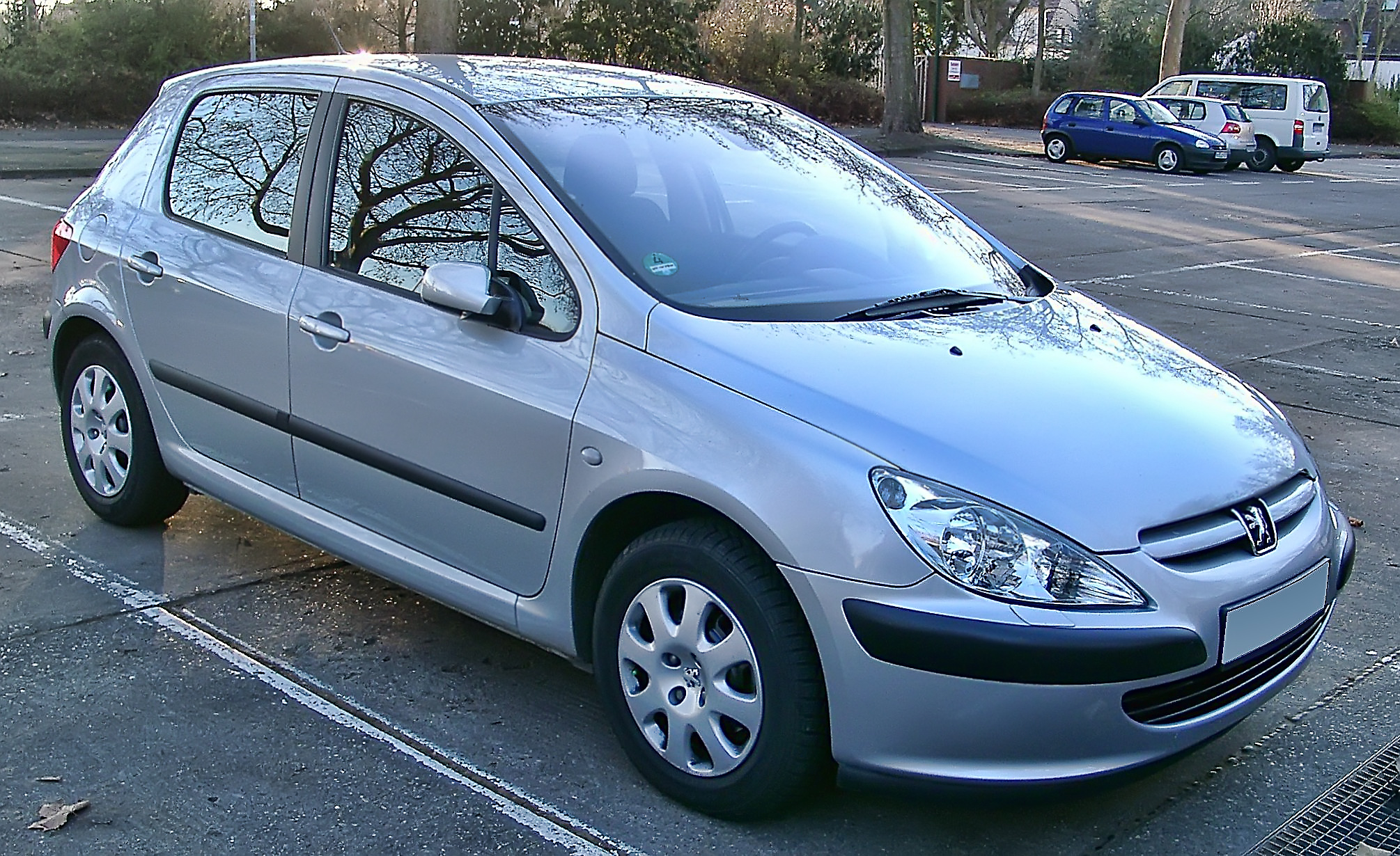 peugeot 307 pictures