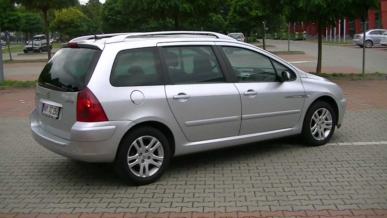 peugeot 307 station wagon 2012 images #2