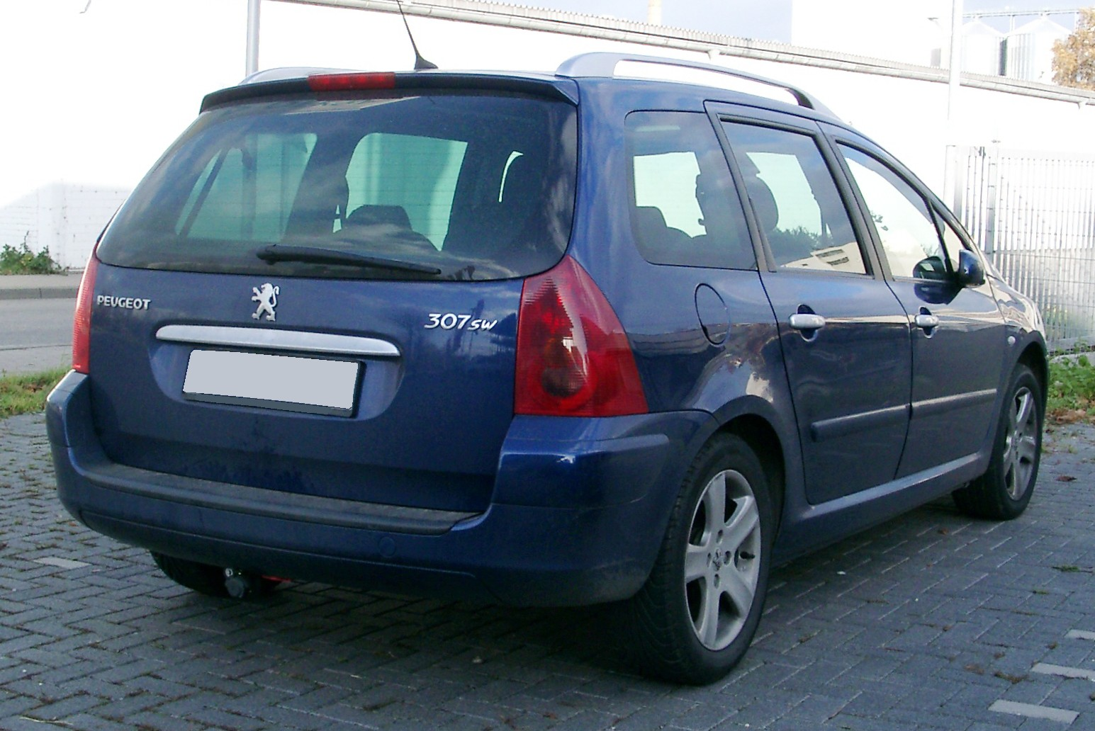 peugeot 307 station wagon 2012 images #10