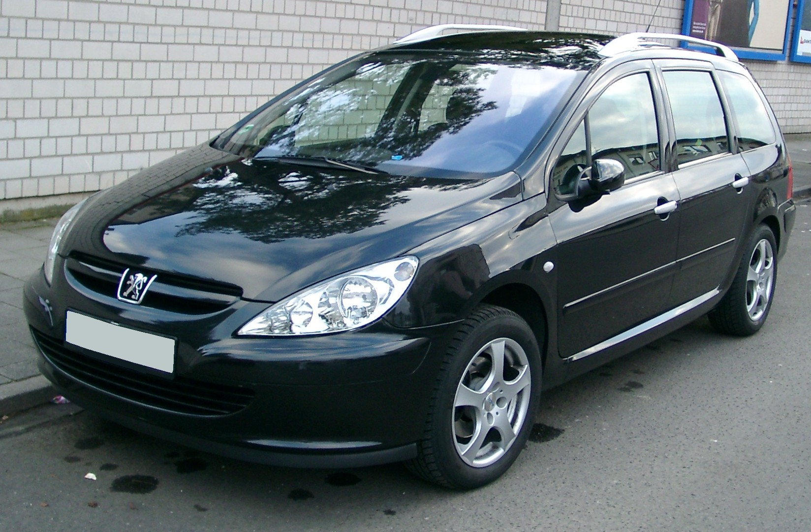 peugeot 307 station wagon 2014 #8