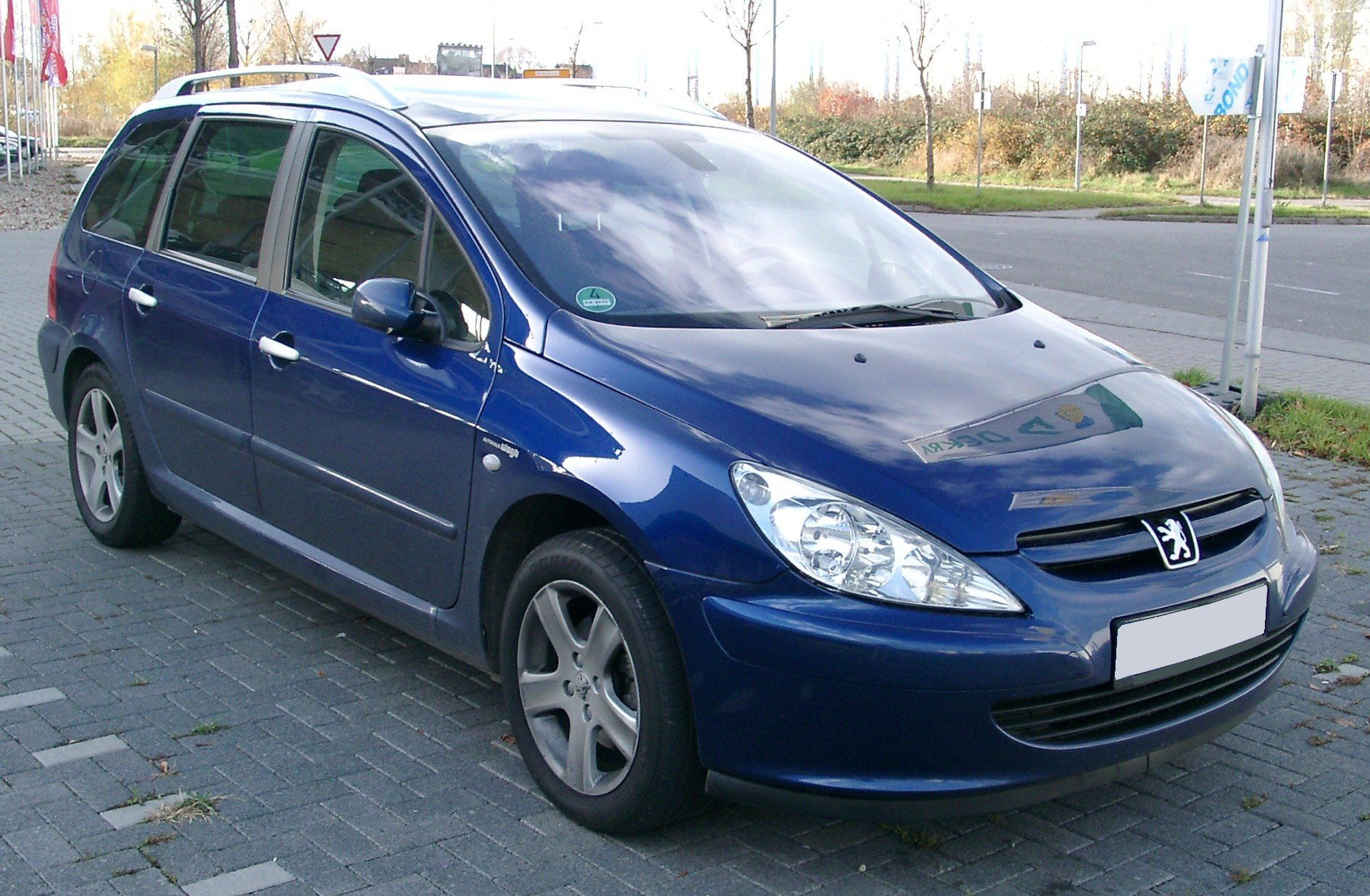peugeot 307 station wagon 2014 models #13
