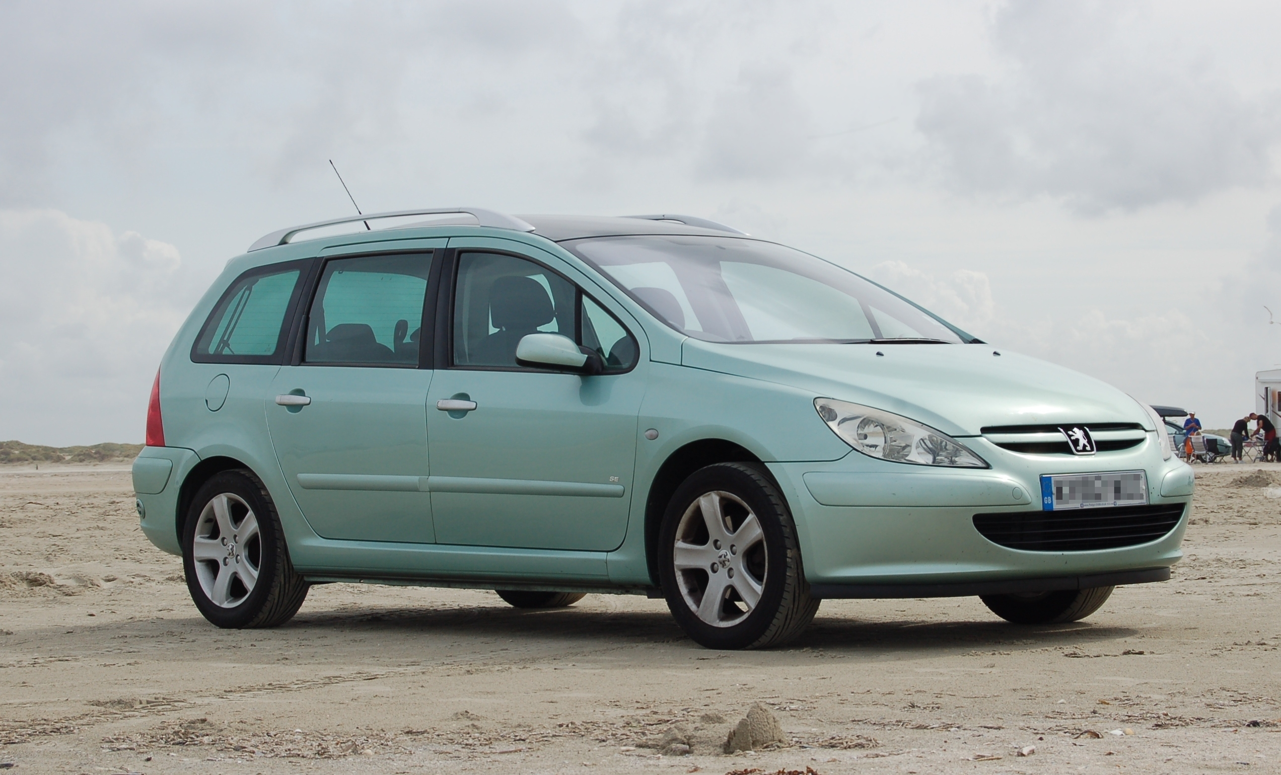 peugeot 307 station wagon 2014 pictures #1